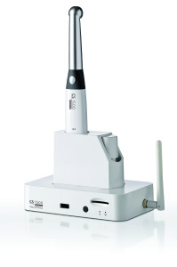 DenTec anbefaler CS 1500 fra Carestream. Intraoralt kamera