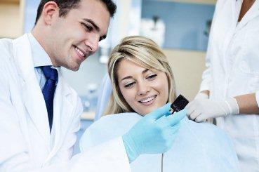 Dentec anbefaler brugen af intraoral sensor og Carestreams RVG 5200. Kontakt os i dag!