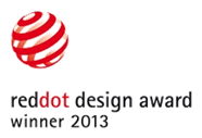 Carestreams 8100 panoramarøntgen serie har vunder mange priser, herunder Reddot design award i 2013